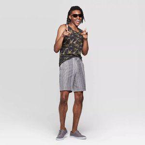 NWT Goodfellow & CO Men's Striped Chino Shorts